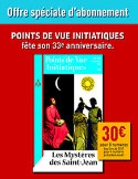 Points de vue Initiatiques